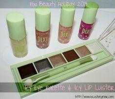 Pixi Beauty Buff Blizzard Icy Eye Palette