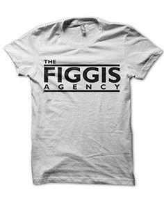 The Figgis Agency T-shirt #Archer #TheFiggisAgency