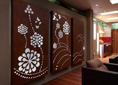 installation flower space - Buscar con Google