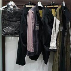 到着。  Yohji Yamamoto arrival.  @yohjiyamamotoofficial @yohjiyamamoto.tokyo @yohjiyamamotoinc #yohjiyamamoto #yohjiyamamotopourhomme #YYPH #ヨウジヤマモト #17SS #collection  #avantgarde #minimal #street #mode #dark #black #instafashion #blackfashion #darkfashion #fashion #arrival  #PURPUREUM #selectshop #PURPUREUM_by_ALUBUS #ALUBUS埼玉 #KOSHIGAYA #SAITAMA #JAPAN #埼玉初 #埼玉初上陸purpureum.sato