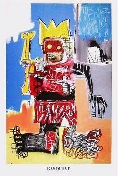 Untitled (1982) - Jean-Michel Basquiat