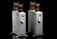 Nagra VPA mono-block vacuum tube amplifiers