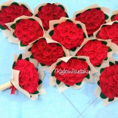 toko jual buket bouquet bunga flanel harga terjangakau jogja  hadiahwisuda   buketwisuda  kadowisuda   012adf53e7