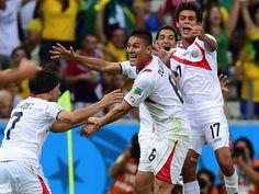 FIFA World Cup 2014 Highlights Costa Rica Stun Uruguay 3 1 In ...