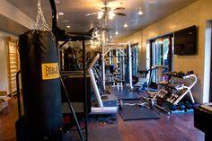 Home gym ideas!!