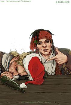 Assassin's Creed - 2. December by Kumagorochan on deviantART
