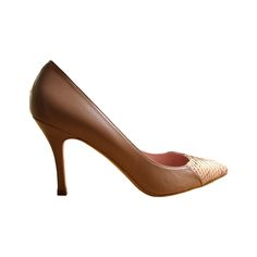 #ZAPATO #NUDE #PITON   La auténtica piel de pitón tiene el poder de transformar un accesorio básico, en una joya única. El zapato salón modelo Capricho lo puedes conseguir ya, a un precio irresistible. No te resistas: www.marilodominguez.com/tienda-online