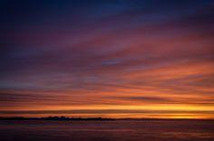 #TrialIslands sun rise, Victoria BC