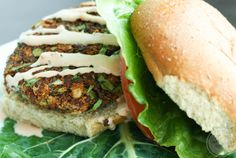 These gluten-free, vegan burgers bring together the classic Hoppin' John ingredients with a nutrient profile to help you start the New Year off right!