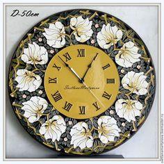 20e3ff03abba Часы для дома ручной работы. Ярмарка Мастеров - ручная работа. Купить Часы  настенные