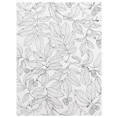 IKEA STOCKHOLM BLAD  Fabric, white  $8.99