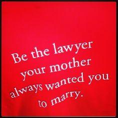 Women lawyers. Feminist lawyers. Hell yeah.