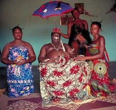 Polygamy is valued by some tribes in Cameroon and in general being the head of a village you are entitled to have more than 1 wives