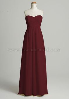 Jasmine B2 Bridesmaid Dresses - This is the dress Eve tried on in navy at Bridal Elegance...