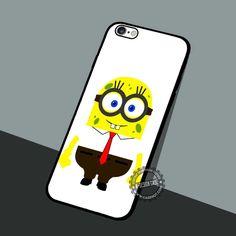 Spongebob Minion Cosplay - iPhone 7 6 5 SE Cases & Covers