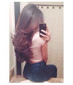 Love the length and style, so pretty
