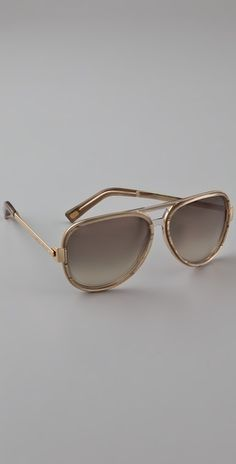 d03ac1bfbf Marc Jacobs Sunglasses Aviator Sunglasses - StyleSays Marc Jacobs  Sunglasses