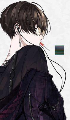 画像 Dark Anime Guys, Cool Anime Guys, Hot Anime Boy, Handsome Anime Guys, Fanarts Anime, Anime Chibi, Kawaii Anime, Manga Anime, Cute Anime Character