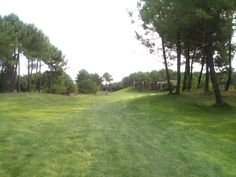 La Palmyre, 1st tee...ready to go!!!