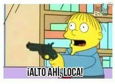38 ideas for memes para contestar en whatsapp chau Best Memes, Dankest Memes, Funny Memes, Hilarious, Funny Quotes, Memes In Real Life, Spanish Memes, Cartoon Memes, The Simpsons