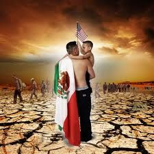 Mexican father… Chicano son… Latino family…