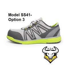 07d0ea07cb3884 Composite Toe Sports Safety Work Shoes - Model SS41 (Option 3)