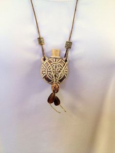Vessel jewelry  Celtic knot necklace  Celtic by UniquelyArdath, $36.99