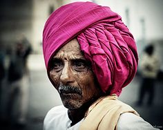Portrait of an old man wearing a turban at Gateway of India, Mumbai Image Photography, Portrait Photography, Old Men, Anxiety, Winter Hats, Menswear, Mumbai, People, How To Wear
