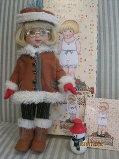 Ann Estelle by Robert Tonner , Warm and Fuzzy