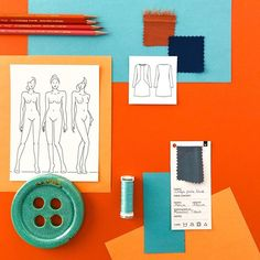 Third week of the #wardrobeworkshop is here!   Last week we made a #moodboard and #colourpalette which will help us this week to create outfits! It's time to get your creative juices flowing and start #sketching some looks for your wardrobe.  This step is truly the essence of #fashiondesign and is so much fun to do.  With the help of our #sketchingtemplate you'll be sketching ideas in no time. We look forward to see the result!  #makersgonnamake #slowfashion #diywardrobe #fashionsketches… Diy Wardrobe, Looking Forward To Seeing, Slow Fashion, Fashion Sketches, Juices, Sketching, The Help, You Got This, Third