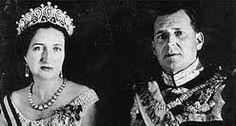 Don Juan de Borbón y Battenberg y Doña María de las Mercedes de Borbón y Orleáns