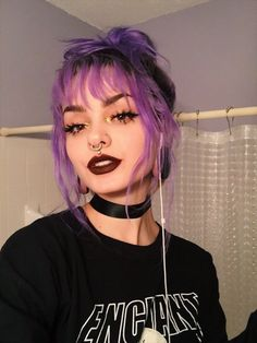 Newest Absolutely Free Dyed Hair aesthetic Thoughts Are your roots giving the a. - Newest Absolutely Free Dyed Hair aesthetic Thoughts Are your roots giving the action apart that wi - Dye My Hair, New Hair, Your Hair, Aesthetic Hair, Pretty Hairstyles, Grunge Hairstyles, Gothic Hairstyles, Pretty People, Hair Goals