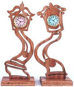 Curvy Clocks Plan