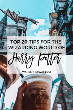 Planning a trip to Universal Orlando? These Wizarding World of Harry Potter tips and tricks will help you make your trip magical! Universal Orlando, Universal Studios Parking, Disney Universal Studios, Harry Potter Universal, Orlando Travel, Orlando Vacation, Orlando Disney, Cruise Vacation, Disney Cruise