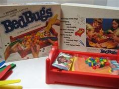 Bed Bugs game! Didn't realize how nasty this really was as a kid!
