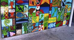kiwiana art ideas for school - Google Search School Murals, Kiwiana, Art Lessons, Art Ideas, Room Ideas, Painting, Image, Park, Google Search