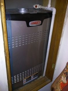 Easy fixes for a high efficiency furnace with combustion problems lennox furnace hvac httphvac hacks publicscrutiny Choice Image