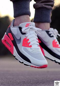 best sneakers 4cca0 ef75e Zapatillas deportivas mujer · Nike Air Max 90 Infrared Air Time Zapatillas  Mujer, Zapatillas Nike, Calzado Nike,