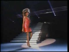 Tina Turner - What's Love Got to Do With It .. Live ... another amazing talented artist who deserves all the accolades and love that she receives. She oozes youth and talent and redefines the word 'sexy'!