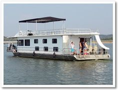 Houseboat on Patoka Lake, IN...i wanna drink on this boat :)
