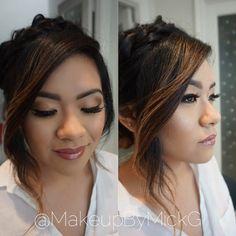 #MakeupByMickG