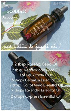 Coq10 skin benefits plus diy facial oil pinterest homemade diy rejuvenating pure facial oil solutioingenieria Gallery