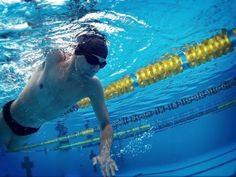 Up and down swim set