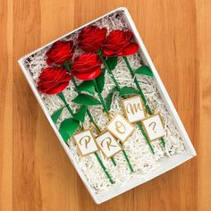 Learn about Stuck At Prom, a duct tape scholarship contest. We award scholarships to high schoolers who make the best prom attire out of Duck Brand Duct Tape. Duct Tape Rose, Cute Promposals, Homecoming Proposal, Duck Tape, Prom Pictures, Relationship Goals, Holiday Decor, Roses, Twitter