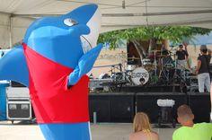 Manic Drive concert at Splash Kingdom Waterpark #waterpark #concert #splashkingdom #splash #summer #manicdrive