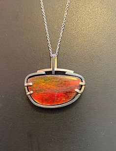 pendants - gallery - b.Shannon Designs pendants - gallery - b. Enamel Jewelry, Pendant Jewelry, Jewelry Art, Jewelry Design, Silver Necklaces, Sterling Silver Pendants, Silver Jewelry, Silver Ring, Silver Earrings