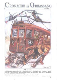Per non dimenticare il 9 gennaio 1945 - Il mitragliamento del trenino #Torino #Giaveno ad #Orbassano http://s.shr.lc/1kgZlXx via @About Val Sangone