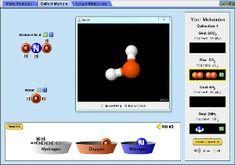Build a Molecule Simulation from University of Colorado! Very fun