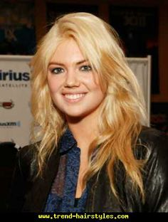 Kate Upton Hairstyles - Celebrity Hairstyles - http://www.trend-hairstyles.com/celebrity-hair-styles/kate-upton-hairstyles-celebrity-hairstyles.html