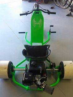Drift Trike HR Drift Trikes Trike Scooter, Trike Motorcycle, Drift Trike Frame, Drift Trike Motorized, Toy Wagon, Big Wheel, Pedal Cars, Diy Car, Mini Bike